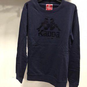 NWT Kappa Eslogari sweater shirt sweatshirt top L